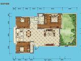 永实蔷薇国际_3室2厅2卫 建面305平米