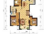 凯旋大道_3室2厅2卫 建面134平米