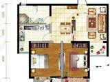 文予凤凰城_2室2厅1卫 建面99平米
