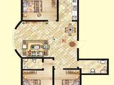 北洋景苑_3室2厅2卫 建面137平米