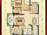 佰利庄园_4室2厅3卫 建面178平米