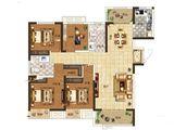 奥兰和园_4室2厅2卫 建面129平米