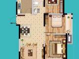 远洋风景_3室2厅1卫 建面99平米