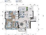 翁源碧桂园_4室2厅2卫 建面129平米