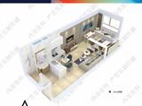 大运河智慧街区_1室1厅1卫 建面45平米